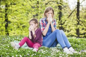Αντιμετώπιση εποχιακών αλλεργιών χωρίς φάρμακα